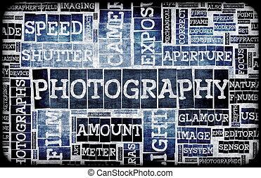 photographie, hintergrund