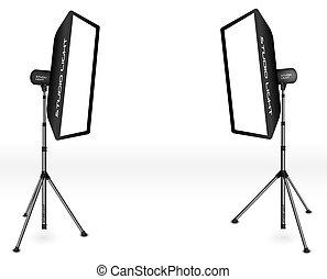photographique, éclairage