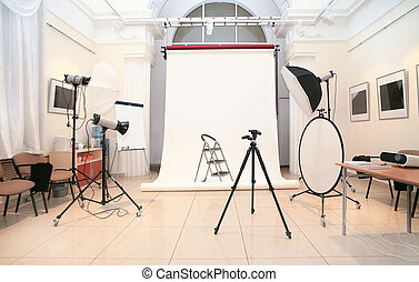 photographique, studio