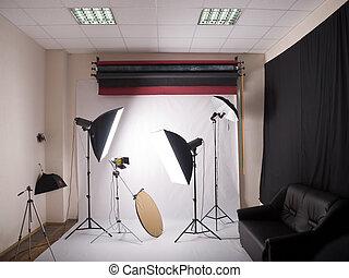 photographisch, studio