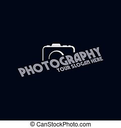 photography - vector art illustration