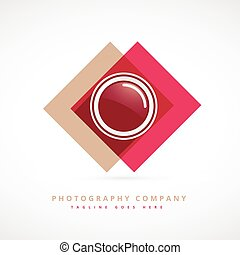 photography design logo illustration