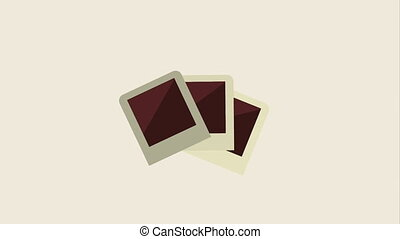 Photography icon Design, Video Animation