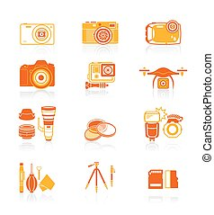 Photography icons    JUICY series
