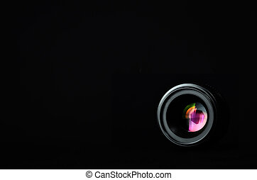 Close up shots of a lens for photography camera. Great Image for conceptual photography theme
