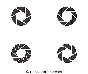 Photography logo design Template