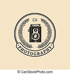 Photography logo.