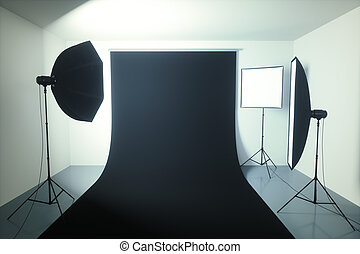 Photography Studio Seamless Background