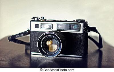 Photography Vintage Slr camera