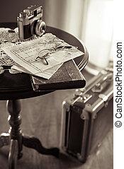 Photoreporter packing