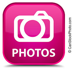 Photos (camera icon) special pink square button