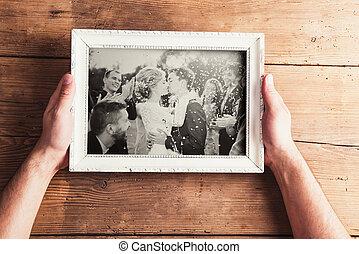 photos, mariage