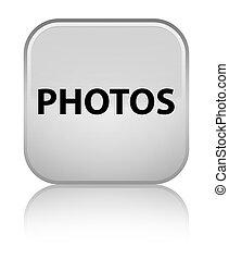 Photos special white square button