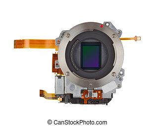 Photosensitive silicon  sensor