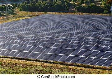 photovoltaic, energie