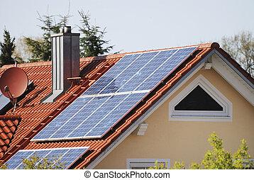 photovoltaic, instalação