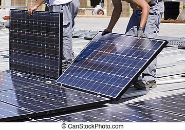 photovoltaisch