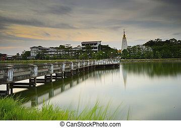 Phra Bua - Wat Phra That Nong Bua : Ubon Ratchathani...