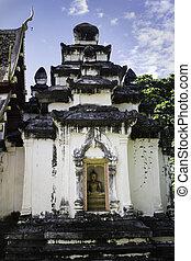 phra, chiang, s, budda, tatue, mai, tailandia, singh, tempio