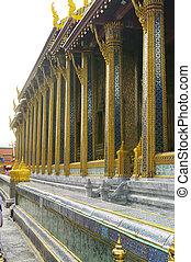 Phra Mondop, the library room