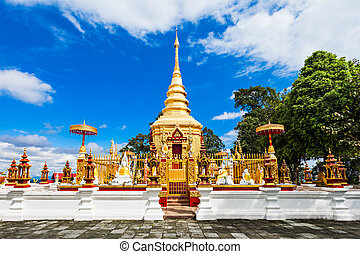 Phra That Wai Dao - Wat Phra That Wai Dao (Black Scorpion...