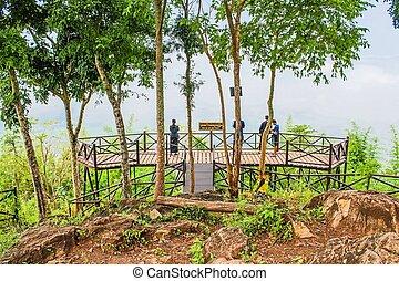 Phu Bor Bid, Loei, Thailand