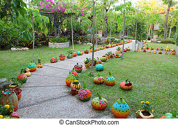 Phuket botanic garden - Road to Phuket Botanic Garden,...