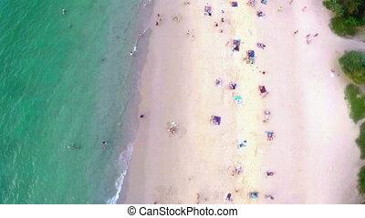phuket, sandstrand, insel