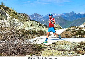 Physical preparation of an ultra trail running runner