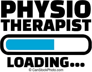 Physiotherapist is Loading