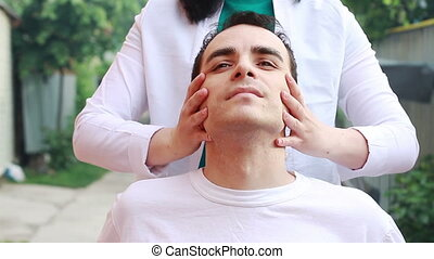 Physiotherapy for adult cervical