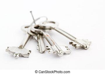 più vicino, keys-which, uno