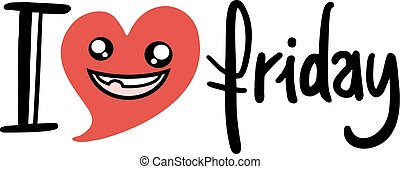 piątek, miłość, ikona
