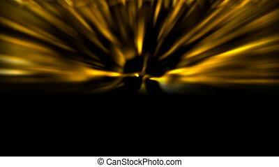 piękny, borealis, ciemność, kasownik, render, północny, projektowanie, jutrzenka, skutek, światła, realistyczny, projektować, 3d