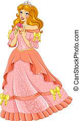 piękny, księżna