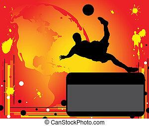piłka nożna, reklama
