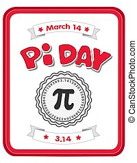 Pi Day, March 14, celebrate math!