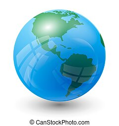 pianeta, mappa
