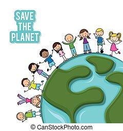 pianeta, risparmiare