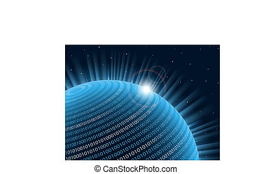 pianeta, tecnologia