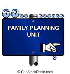 pianificazione, famiglia