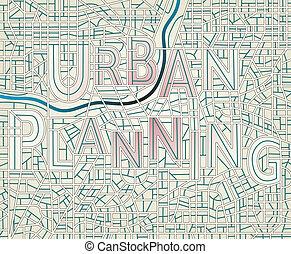 pianificazione urbana