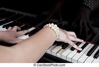 piano jogo