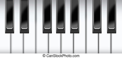piano keyboard clipart and stock illustrations 6 094 piano keyboard rh canstockphoto com music piano keyboard clipart piano keyboard clipart free