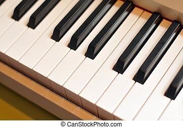 piano, keybord
