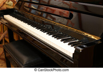 piano, klassiek