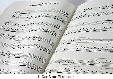 sheet music - piano sheet music