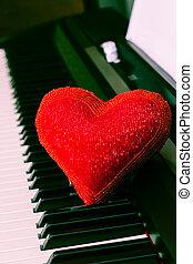 Piano Valentines