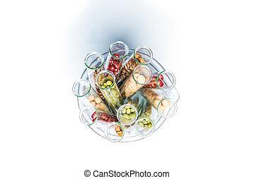 pianta, frumento, modificato, cellula, legume, geneticamente