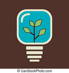 pianta lampadina, verde, casato
